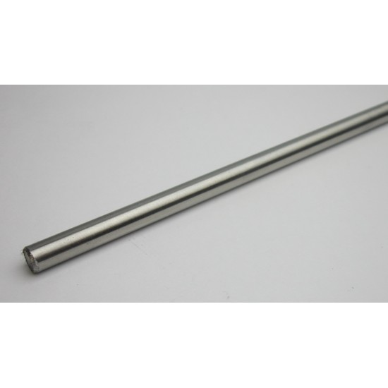 "Stainless stell smooth rod 5/16"" OD"